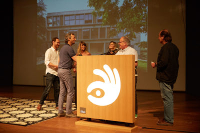 פרס פובזנר מוענק לאדריכל אסף לרמן