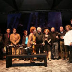 תמונה קבוצתית של הזוכים באדריכלות