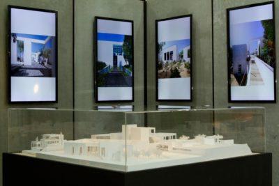 תערוכת אדריכלות ישראלית, גני התערוכה