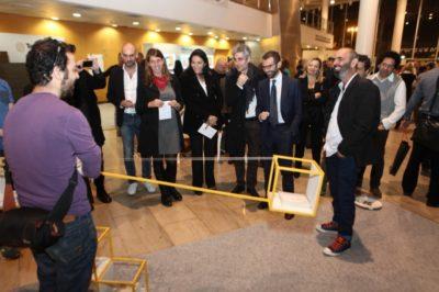 יצרנים ממילאנו מגיעים לפגוש את המעצבים הישראלים