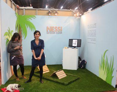 תערוכת אדריכלים צעירים בגני התערוכה